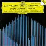"""Saint-Sa�ns: Symphony No. 3 """"Organ""""; Dukas: L'Apprenti Sorcier"""