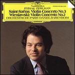 Saint-Saëns: Violin Concerto No. 3; Wieniawski: Violin Concerto No. 2 -