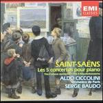 Saint-Sa?ns: 5 Piano Concertos