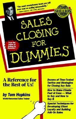 selling for dummies tom hopkins pdf