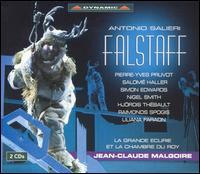 Salieri: Falstaff - Hjördis Thébault (mezzo-soprano); Liliana Faraon (soprano); Nigel Smith (baritone); Pierre-Yves Pruvot (baritone);...