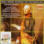 Salieri: Magnificat/Dixit Dominus/Organ Concerto/Emperor Mass