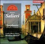 Salieri: Symphonies, Overtures