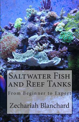 Saltwater Fish and Reef Tanks: From Beginner to Expert - Blanchard, Zechariah James