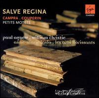 Salve Regina - Anne-Marie Lasla (viola da gamba); Catherine Girard (violin); Charles Zebley (flute); Les Arts Florissants;...