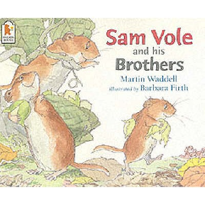 Sam Vole and His Brothers - Waddell, Martin