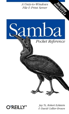 Samba Pocket Reference - Ts, Jay, and Eckstein, Robert, and Collier-Brown, David