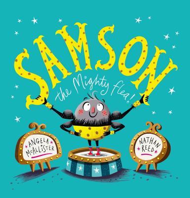 Samson: the Mighty Flea - McAllister, Angela