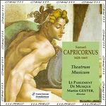 Samuel Capricornus: Theatrum Musicum