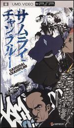 Samurai Champloo, Vol. 3 [UMD]