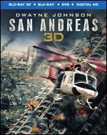 San Andreas [3D] [Blu-ray]