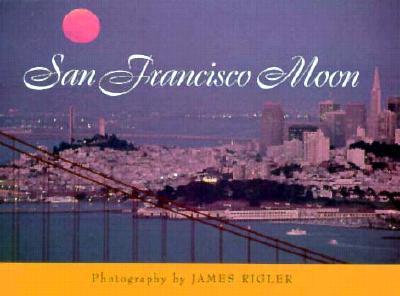 San Francisco Moon Postcard Book: 23 Postcards - Rigler, James