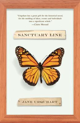 Sanctuary Line - Urquhart, Jane