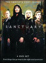 Sanctuary: The Complete First Season [4 Discs]