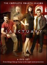 Sanctuary: The Complete Fourth Season [4 Discs]