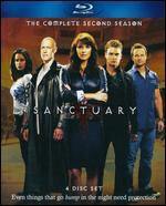 Sanctuary: The Complete Second Season [4 Discs] [Blu-ray]