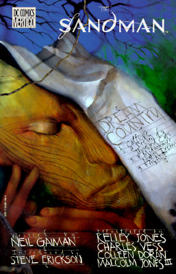 Sandman, The: Dream Country - Book III - Gaiman, Neil, and Jones, Malcolm, III, and Doran, Colleen