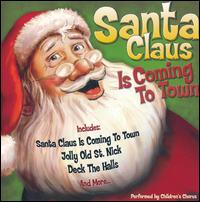Santa Claus Is Coming to Town [St. Clair] - Various Artists