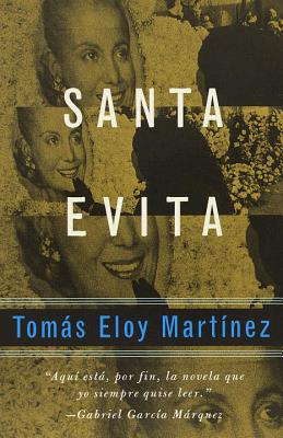 Santa Evita: Spanish-Language Edition - Martinez, Tomas Eloy