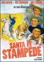 Santa Fe Stampede - George Sherman
