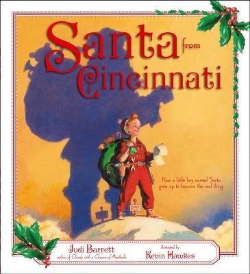 Santa from Cincinnati - Barrett, Judi