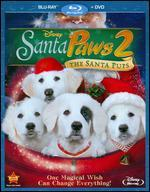 Santa Paws 2: The Santa Pups [2 Discs] [Blu-ray/DVD]