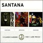 Santana/Abraxas/Santana III [1998 Bonus Tracks]