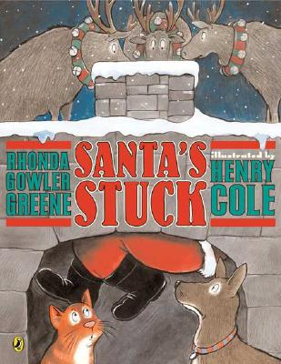 Santa's Stuck - Greene, Rhonda