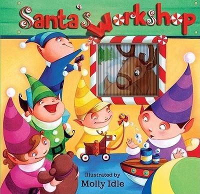 Santa's Workshop: A Mini Animotion Book - Accord Publishing