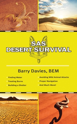 SAS Desert Survival - Davies, Barry