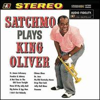 Satchmo Plays King Oliver - Louis Armstrong