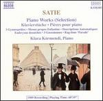 Satie: Piano Works (Selections)