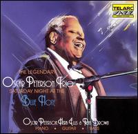 Saturday Night at the Blue Note - Oscar Peterson Trio