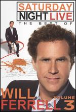 Saturday Night Live: The Best of Will Ferrell, Vol. 3 -