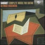 Sauget: Complete Music for Guitar