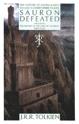 9780395606490 Sauron Defeated The End Of The Third Age The History Christopher Tolkien
