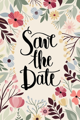 Save The Date: 2020-2021 2 Year Pocket Calendar Schedule 24 Months and Weekly Planner Organizer with Holidays (Floral) - Stallworth, Joni