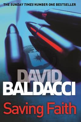 Saving Faith - Baldacci, David