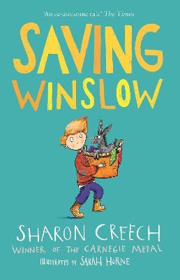 Saving Winslow - Creech, Sharon