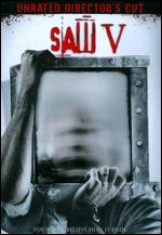 Saw V [WS] [Unrated] [Director's Cut] - David Hackl