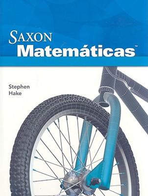 Saxon Matematicas Intermedias 3 - Hake, Stephen