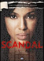 Scandal: The Complete First Season [2 Discs] -
