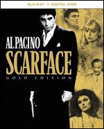Scarface [Gold Edition] [Includes Digital Copy] [Blu-ray] - Brian De Palma