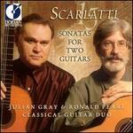 Scarlatti: 15 Sonatas for Two Guitars