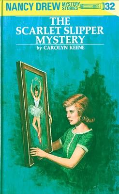 Scarlet Slipper Mystery - Keene, C.