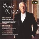 "Scharwenka: Piano Concerto No. 1; Paderewski: Piano Concerto; Balakirev: Reminiscences of ""A Life for the Czar"""
