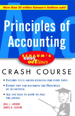 Schaum's Easy Outline of Accounting - Cashin, James A, and Lerner, Joel J, PH.D., and Cashin James