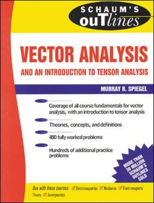 Schaum's Outline of Vector Analysis - Spiegel, Murray R