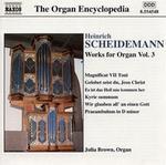 Scheidemann: Works for Organ, Vol. 3