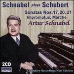 Schnabel plays Schubert: Sonatas Nos. 17, 20, 21, Impromptus, Marche